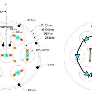 --- Placas, LEDs y RETROFITs